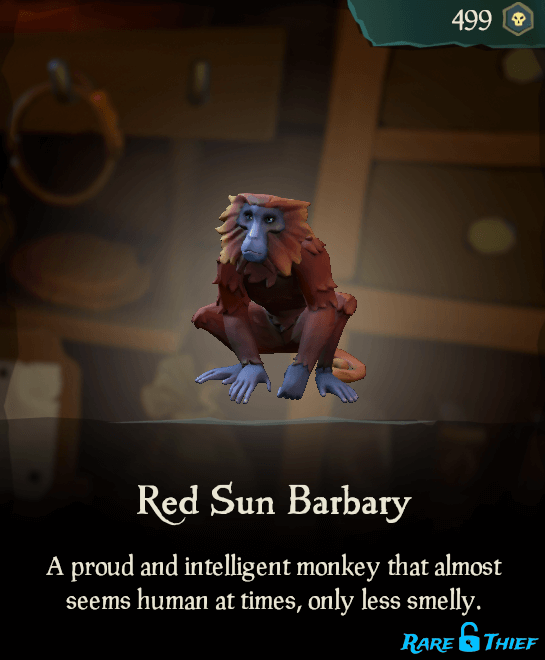 Red Sun Barbary