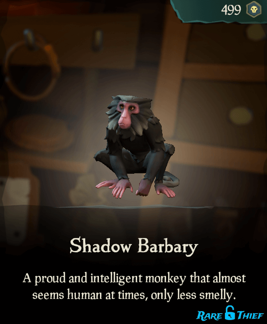 Shadow Barbary