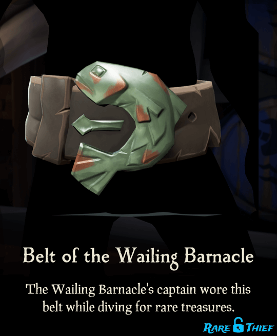 Belt of the Wailing Barnacle