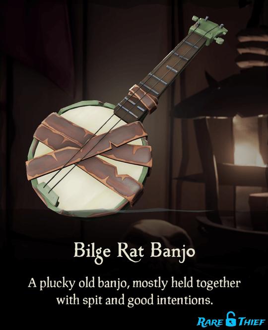 Bilge Rat Banjo