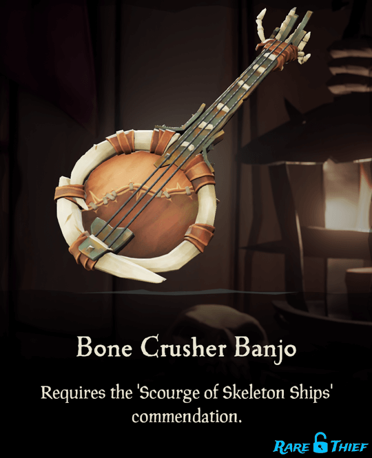 Bone Crusher Banjo