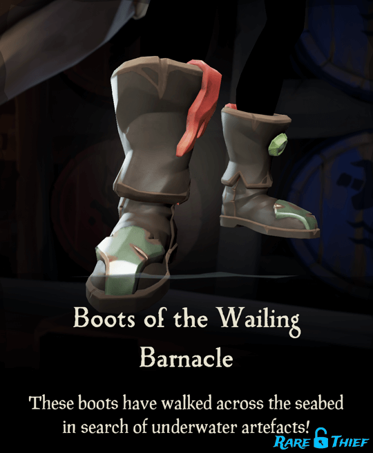 Boots of the Wailing Barnacle