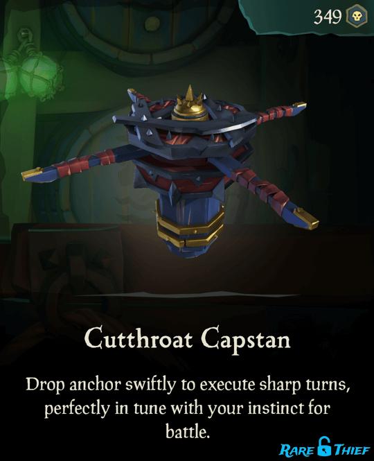 Cutthroat Capstan