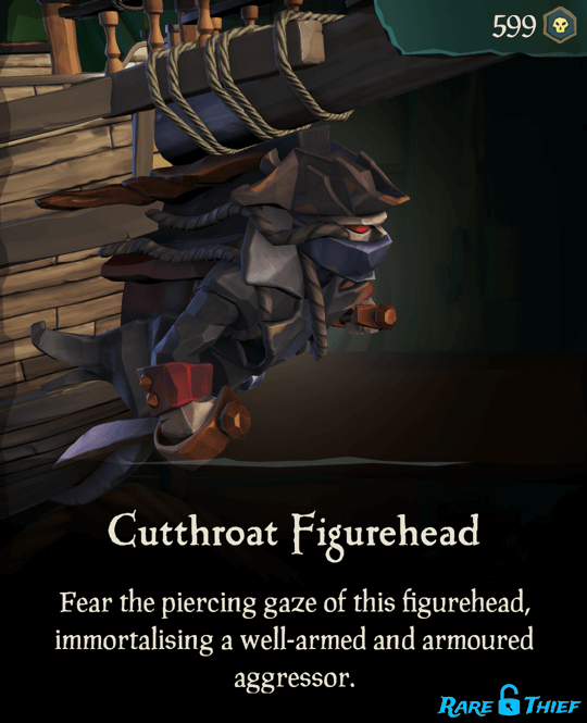 Cutthroat Figurehead