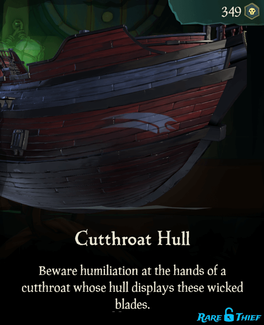 Cutthroat Hull