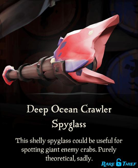 Deep Ocean Crawler Spyglass