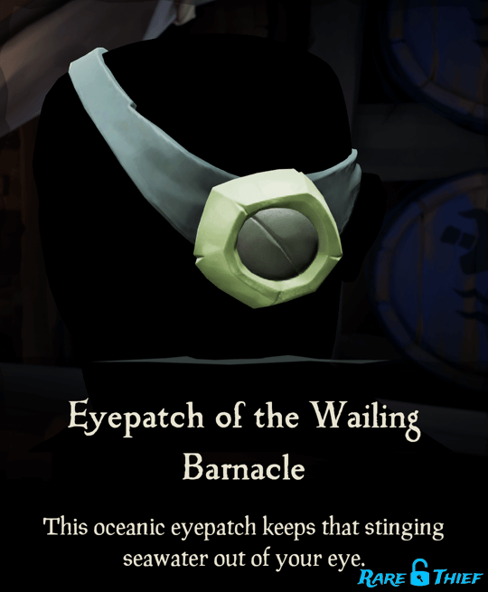 Eyepatch of the Wailing Barnacle