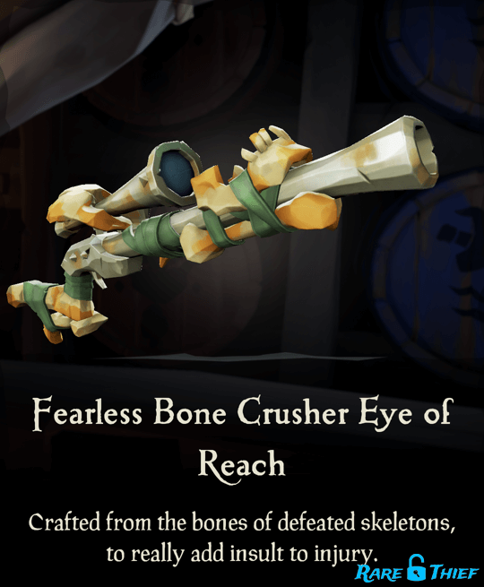 Fearless Bone Crusher Eye of Reach