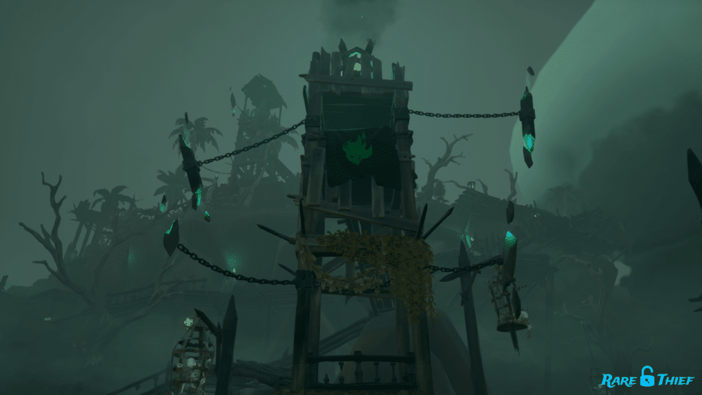 Fort of the Damned Decorations