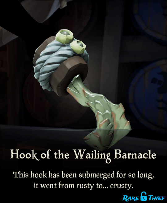 Hook of the Wailing Barnacle