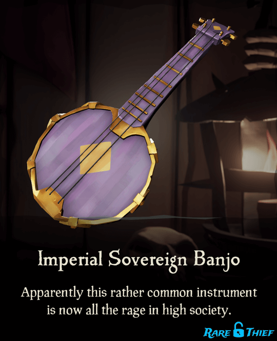 Imperial Sovereign Banjo