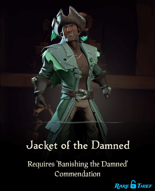 Jacket of the Damned