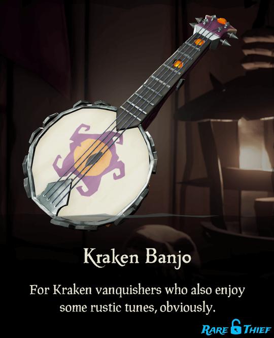 Kraken Banjo