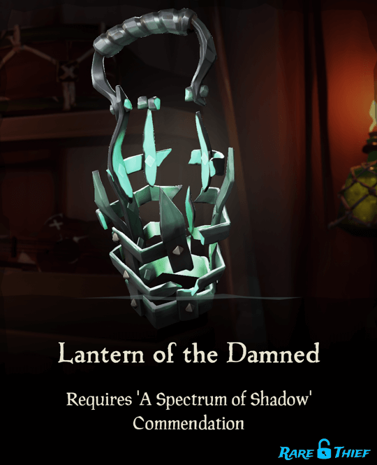 Lantern of the Damned