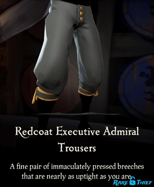 Redcoat Executive Admiral Trousers