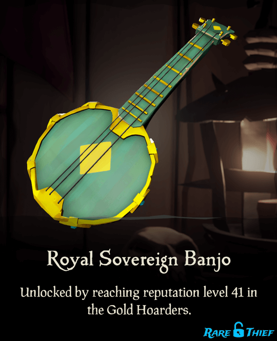 Royal Sovereign Banjo