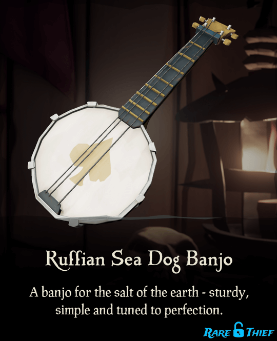 Ruffian Sea Dog Banjo