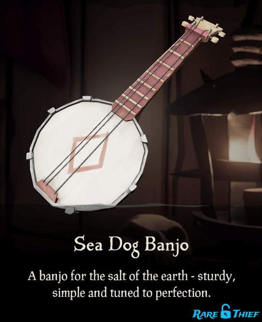Sea Dog Banjo