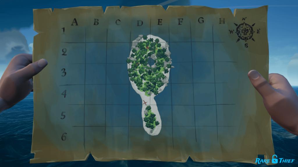 Skull Seeker Voyage Skull Location