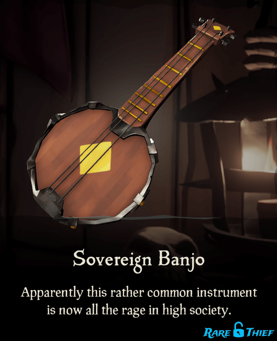 Sovereign Banjo