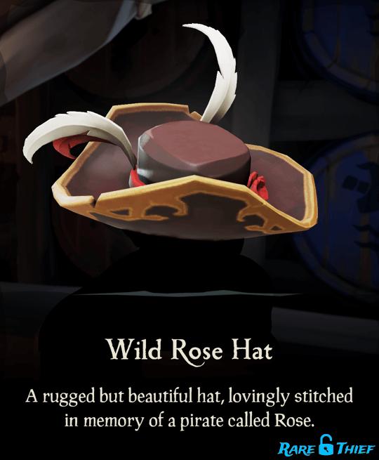 Wild Rose Hat