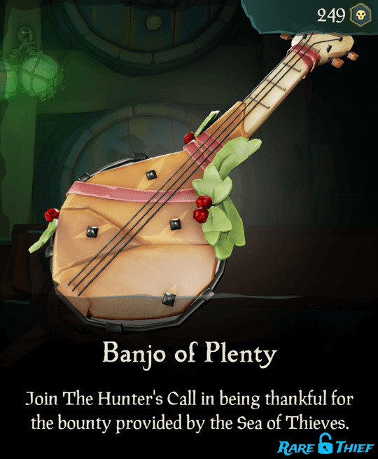 Banjo of Plenty