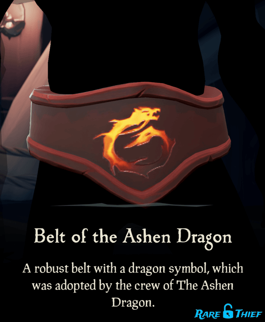 Belt of the Ashen Dragon