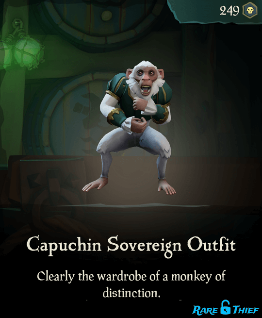 Capuchin Sovereign Outfit