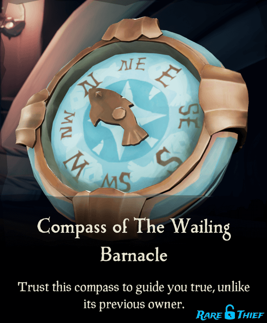 Compass of the Wailing Barnacle