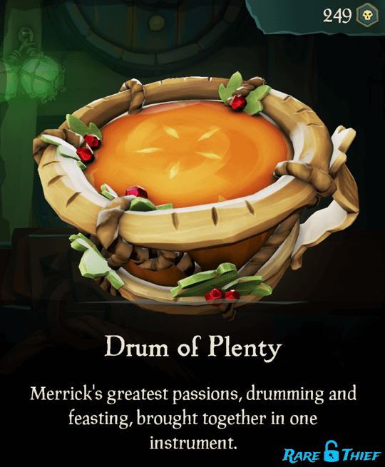 Drum of Plenty