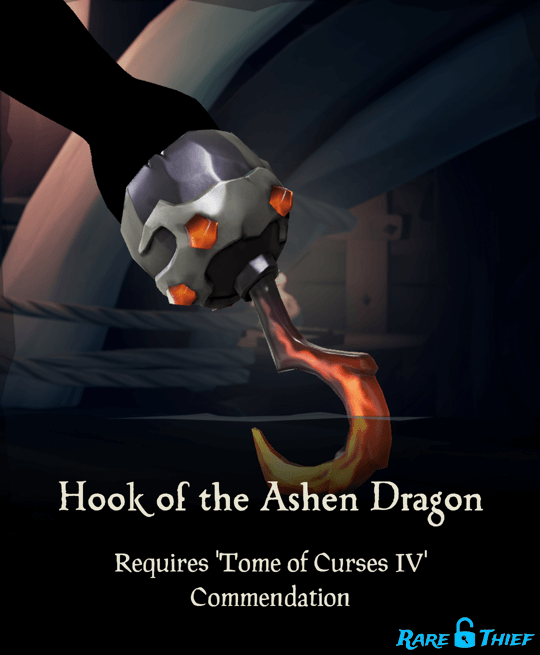 Hook of the Ashen Dragon