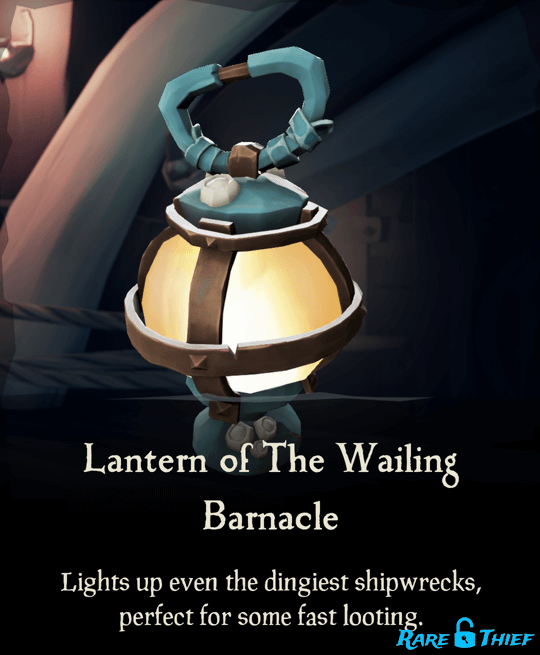 Lantern of the Wailing Barnacle