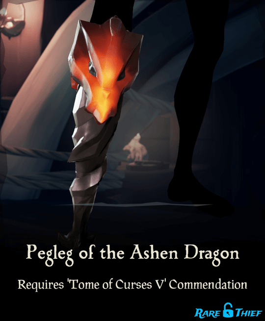 Pegleg of the Ashen Dragon