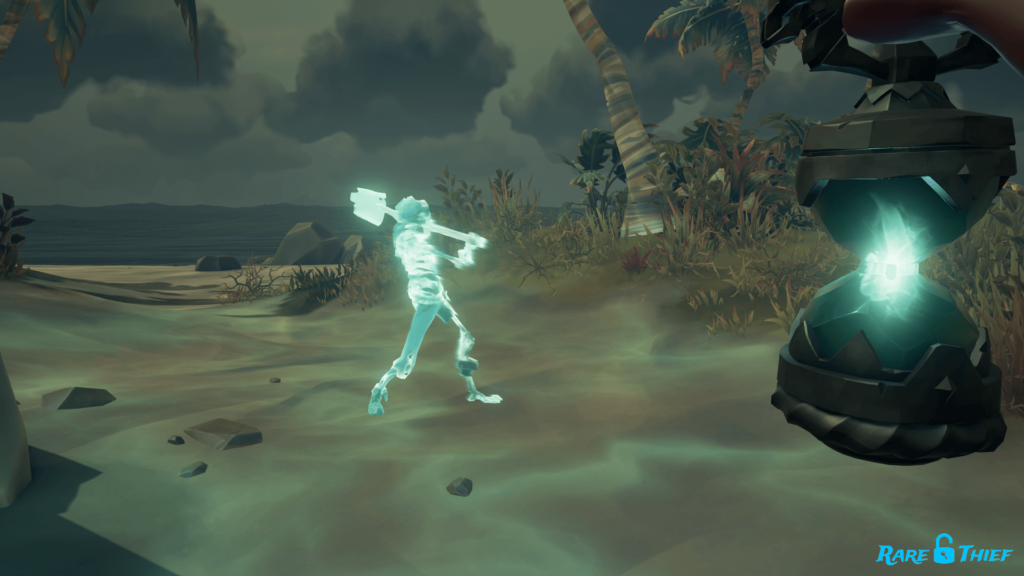 Ashen Artifact Tri-Rock Isle