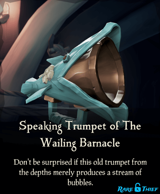 Speaking Trumpet of the Wailing Barnacle