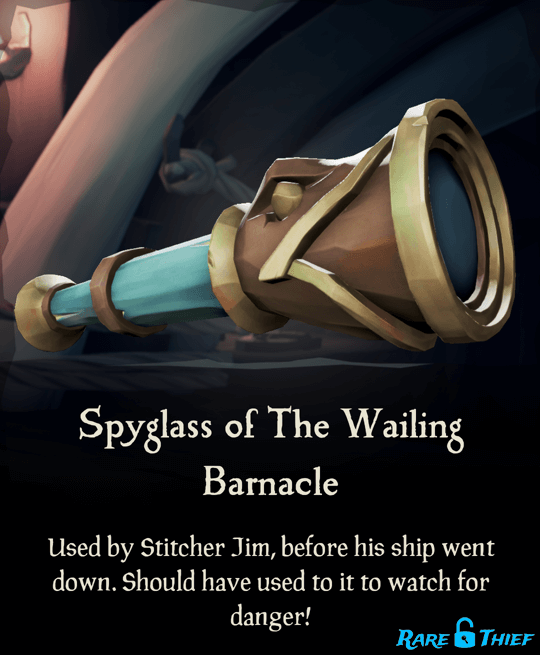 Spyglass of the Wailing Barnacle