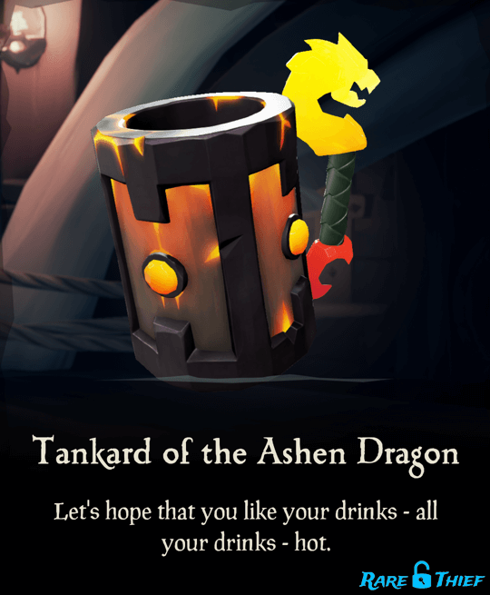 Tankard of the Ashen Dragon