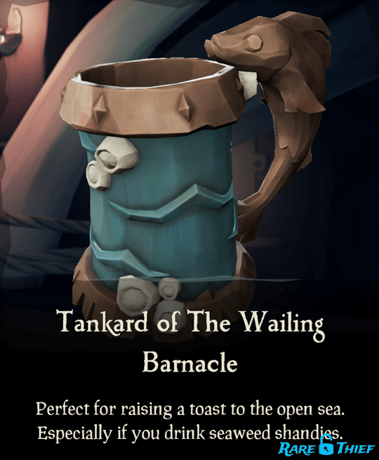 Tankard of The Wailing Barnacle