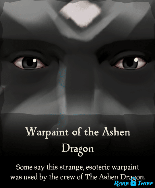 Warpaint of the Ashen Dragon