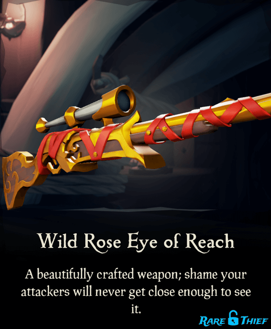 Wild Rose Eye of Reach