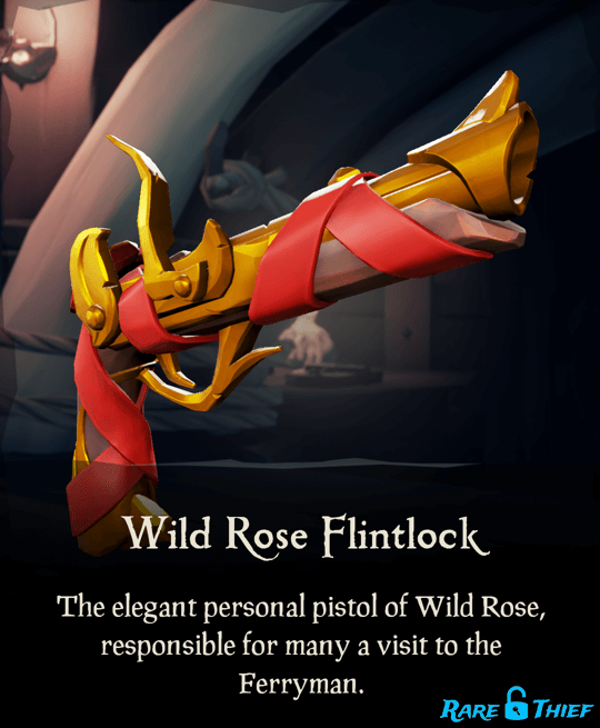 Wild Rose Flintlock