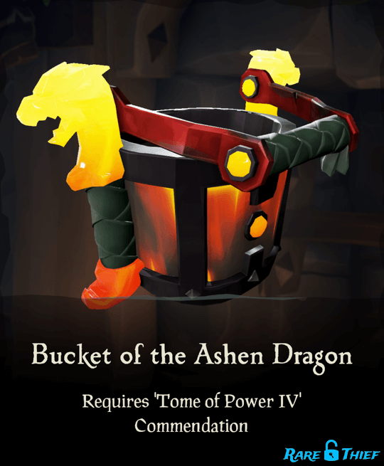 Bucket of the Ashen Dragon