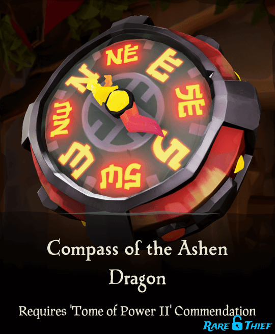 Compass of the Ashen Dragon