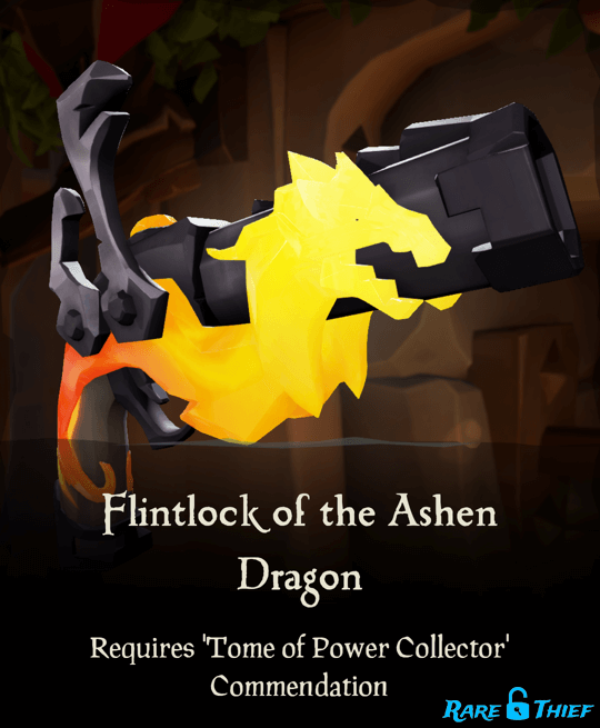 Flintlock of the Ashen Dragon