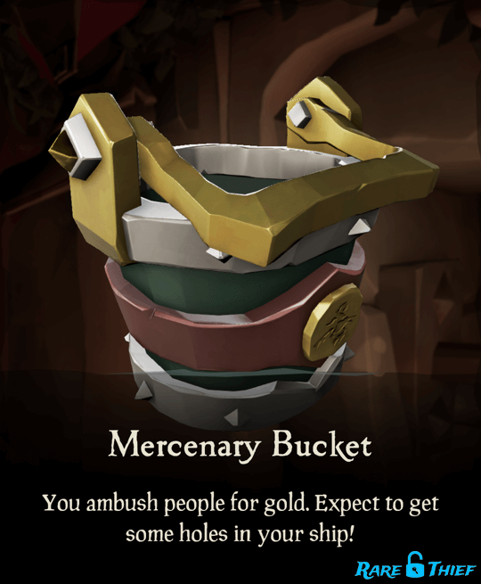 Mercenary Bucket
