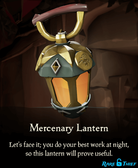 Mercenary Lantern