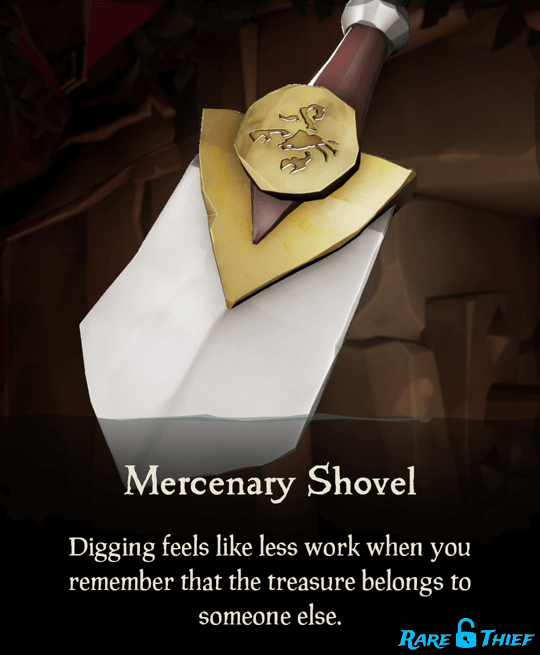 Mercenary Shovel