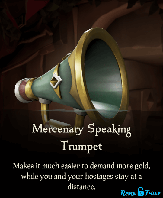 Mercenary Speaking Trumpet