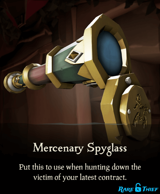 Mercenary Spyglass
