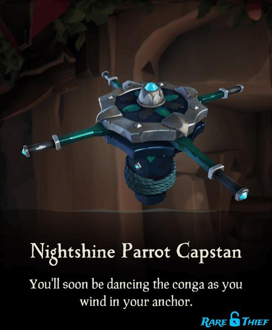 Nightshine Parrot Capstan